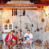 Стилизованное черногорское жилище