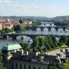 Все красоты Златой Праги. Большая обзорная пешеходная экскурсия. Мосты через реку Влтава. Экскурсии с частным индивидуальным гидом по Праге.