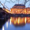 Все красоты Златой Праги. Большая обзорная пешеходная экскурсия. Национальный театр. Экскурсии с частным индивидуальным гидом по Праге.