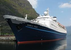 Британская пенсионерка пыталась догнать круизный лайнер вплавь