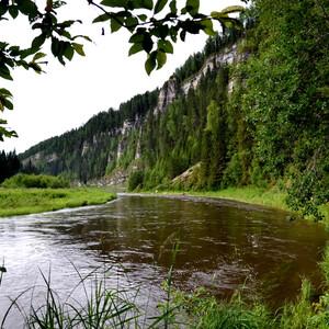 Мой второй сплав по реке Усьва