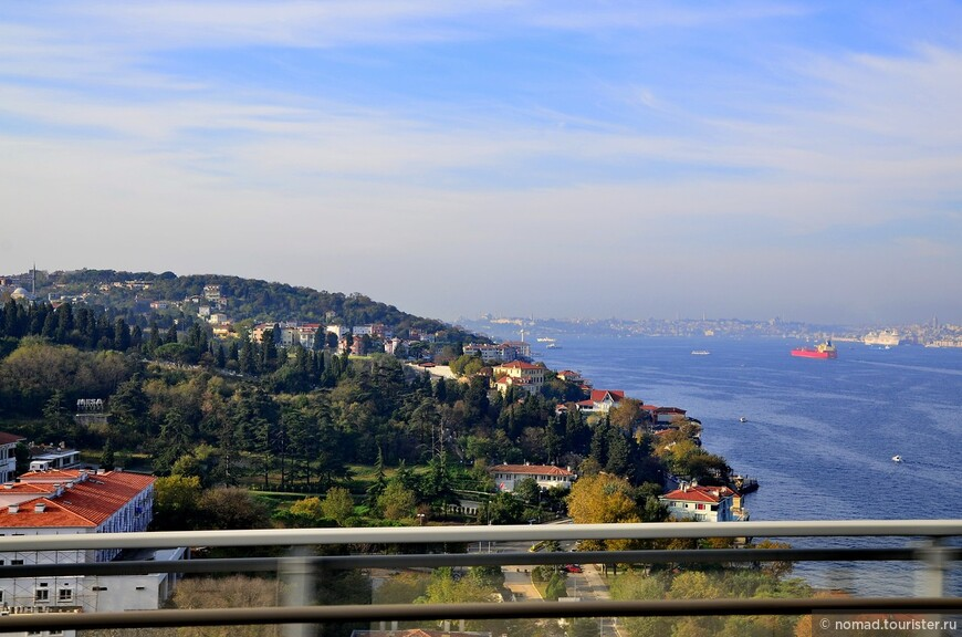Босфорский мост.