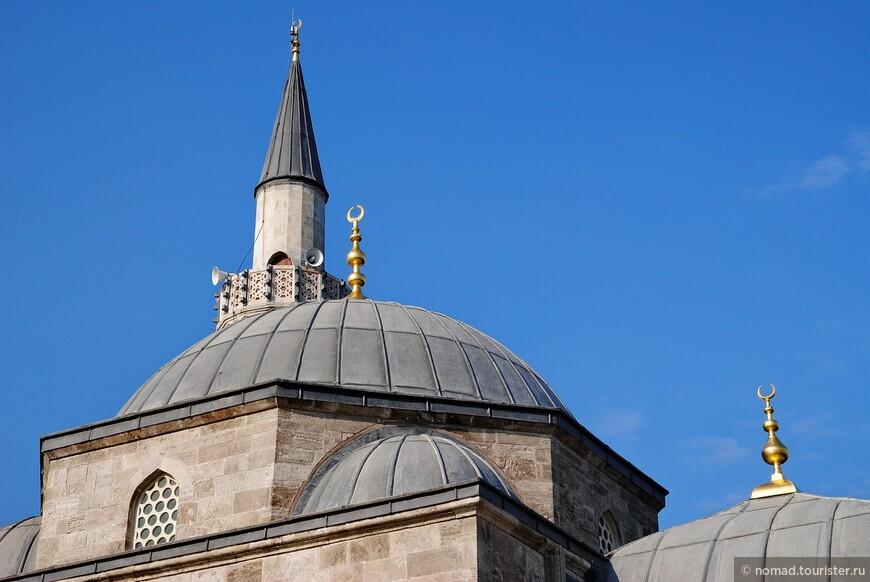 Мечеть Шемси Ахмеда-Паши.