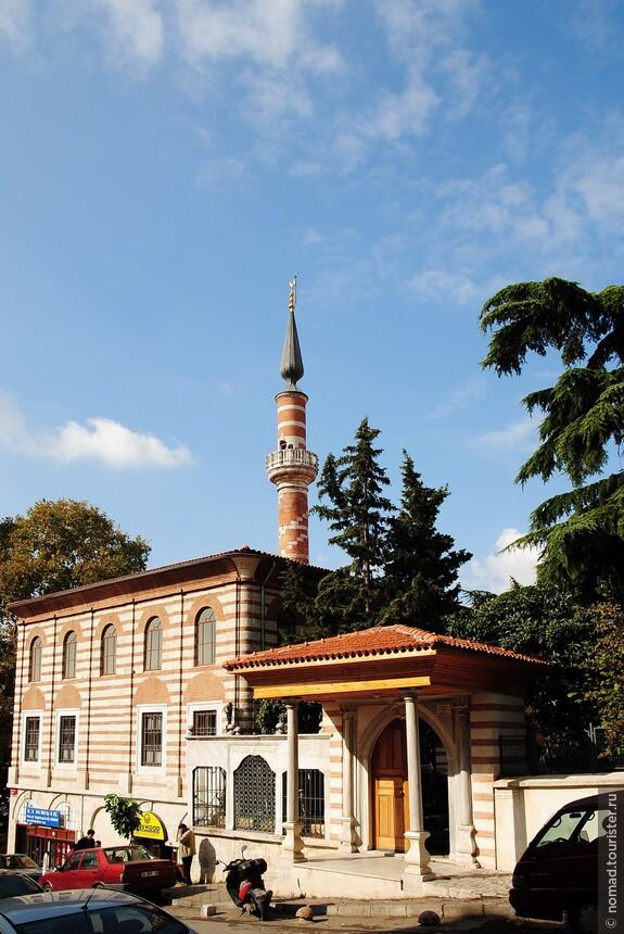 Мечеть Тахира Эфенди.