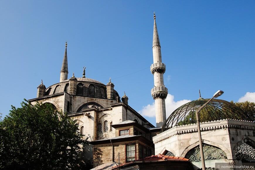 Мечеть Йени Валиде