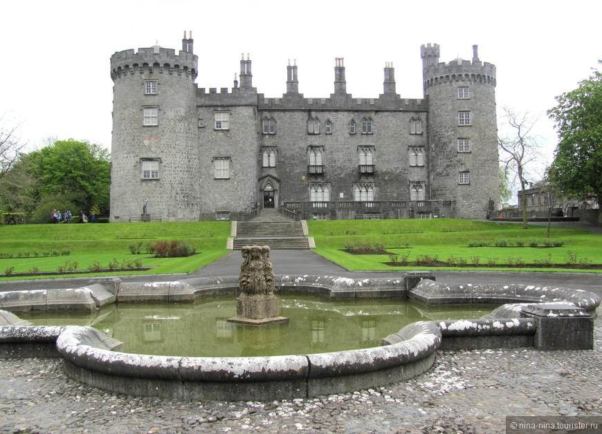 Замок Килкенни