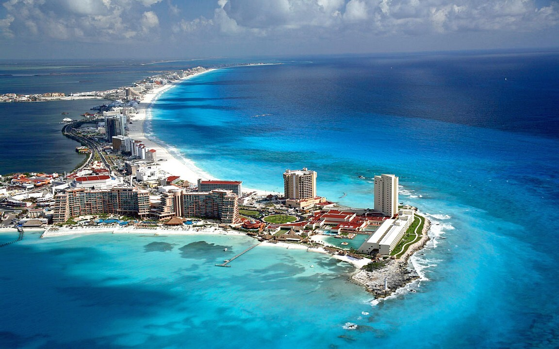 Канкун и Ривьера - в чем разница?! Часть 1. Канкун.