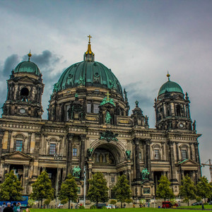 Евротрип день второй: На Берлин...