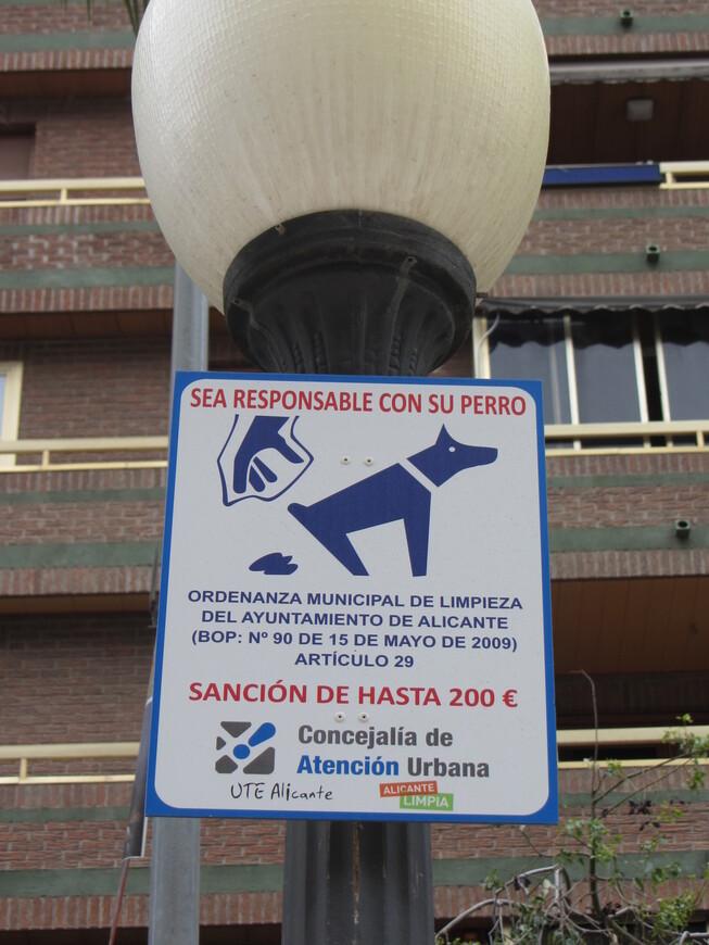 ... и 2-й: улицы и дорожки, пардон за подробность, усеяны собачьим дерьмом. И это несмотря на штрафы в 200 евро.