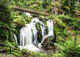 Самый высокий водопад Германии — Триберг