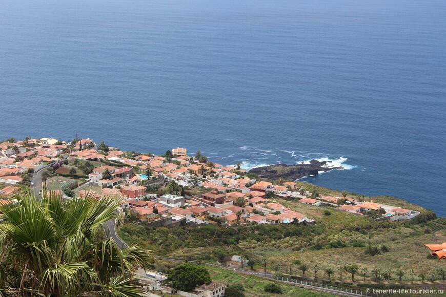 Великолепное место El Sauzal ,с не менее великолепным видом!