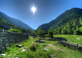 Андорра - жемчужина в Пиренеях