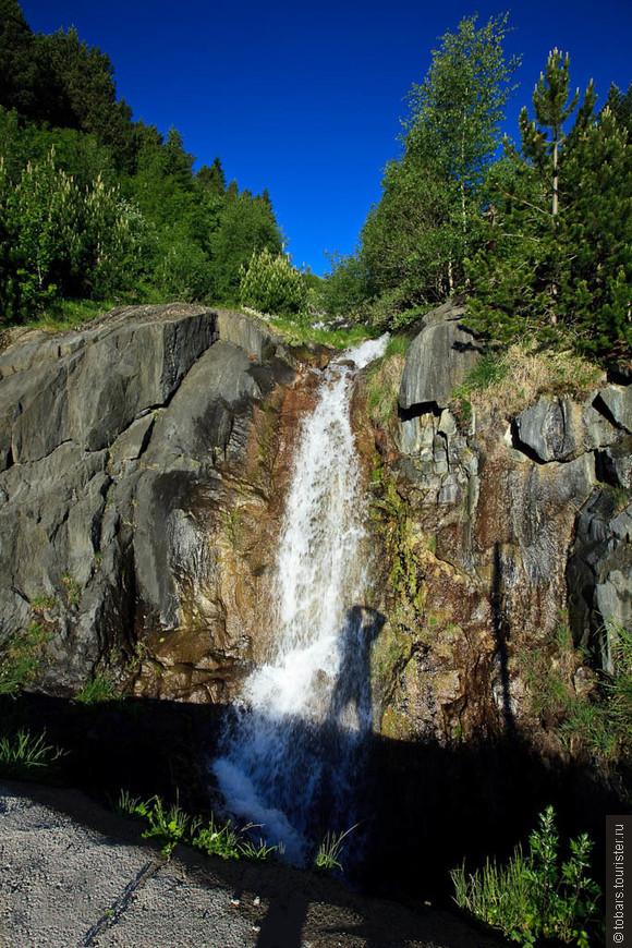 водопад Аринсаль. Андорра.jpg