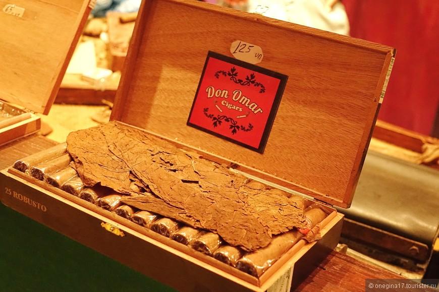 Цены разные, все зависит от сорта табака и количества сигар в коробке.