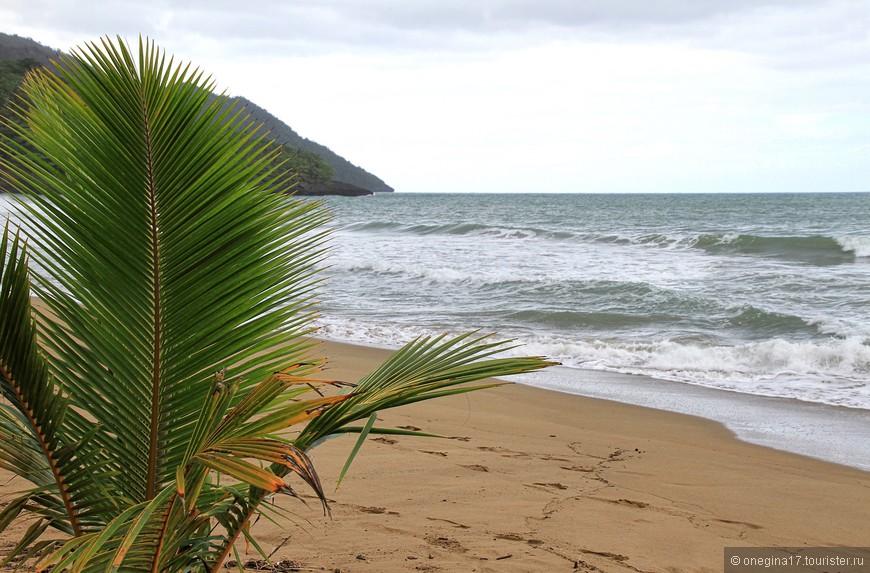 Тоже Атлантика. Пляжи чистые, океан тоже.