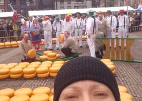 Открытие Сырного Рынка в Алкмаре