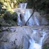 33 водопада. Один из каскадов
