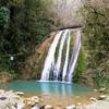 33 водопада. Первый водопад из каскада