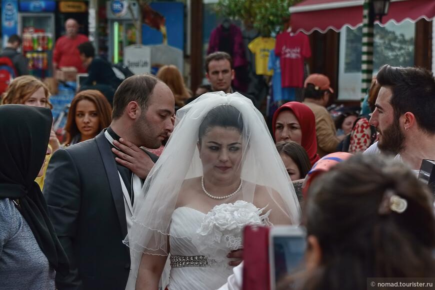 Невеста... Хорошего человека должно быть много... ))