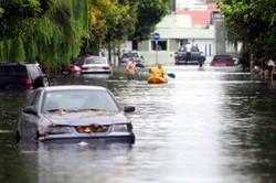 Аргентина страдает от ливней