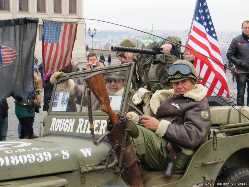 Эти американские рейнджеры нагоняют страху! Ой боюсь-боюсь!