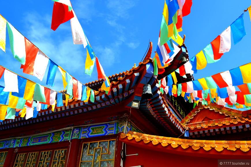 Экстерьер храма.