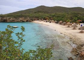 На Кюрасао нет удобных пляжей, но красота подводного мира компенсирует все неудобства...