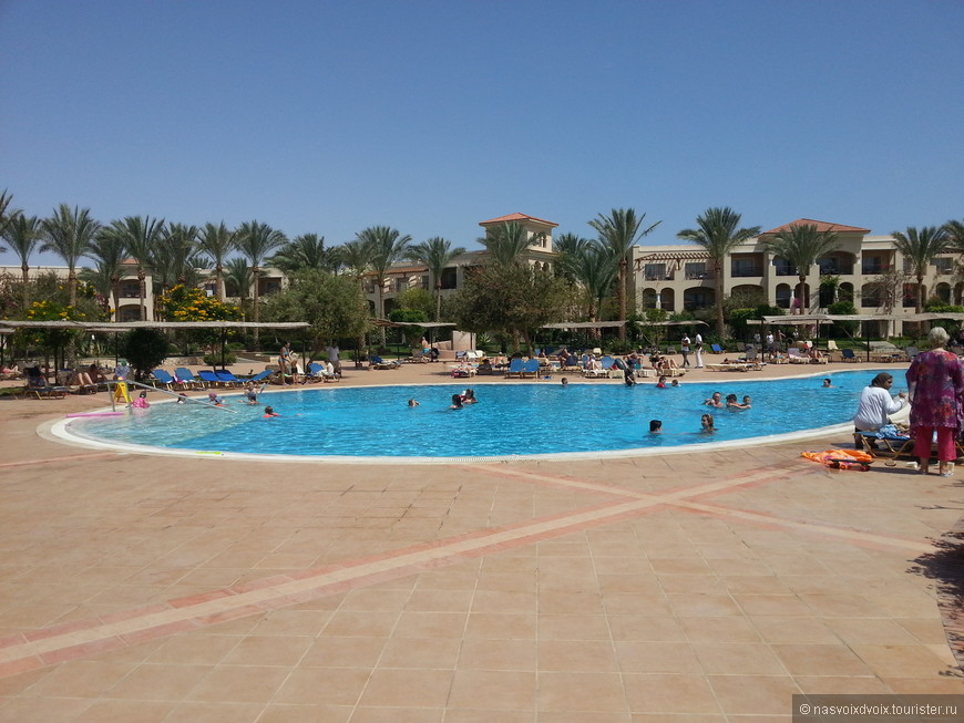 Отель Jaz Mirabel Beach Resort 5
