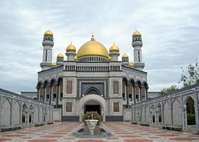 Бруней как Бруней и отель Empire.