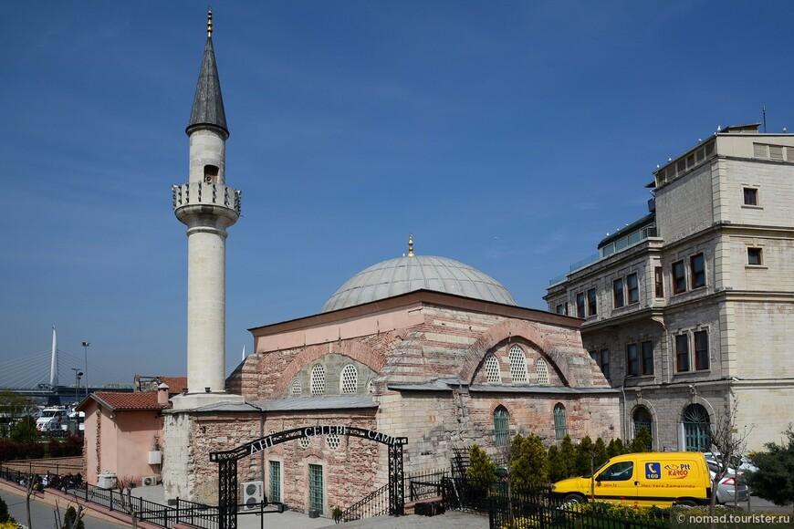 Мечеть Ахи Челеби (Ahi Celebi Camii)