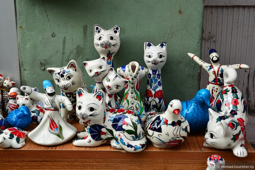 Стамбульские кошки.