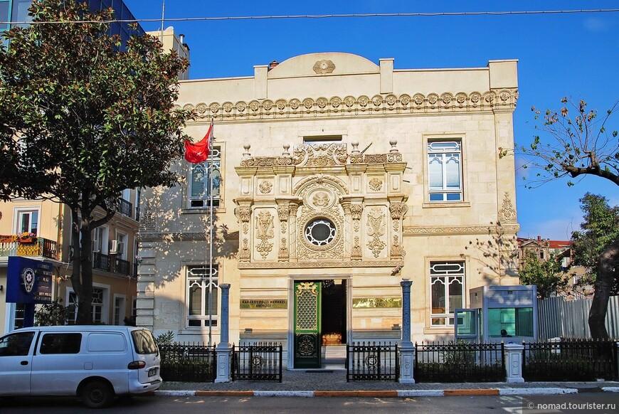 Здание Каракёйской полиции