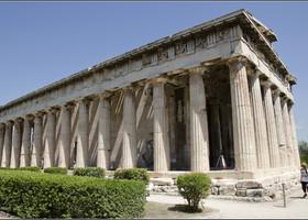 Храм Гефеста.