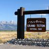 Гранд Тетон (Grand Teton) Национальный Парк