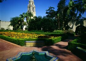 Парк Бальбоа, Сан-Диего