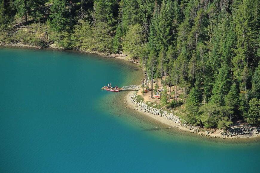 Озера Каскадных гор