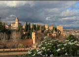 Альгамбра и Алькасаба-мавританское наследие.