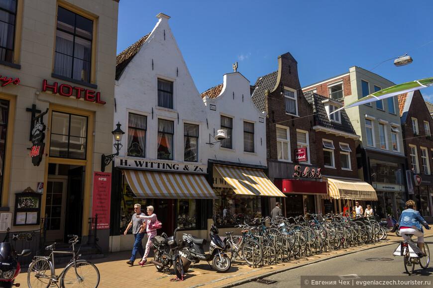Традиционные голландские домики
