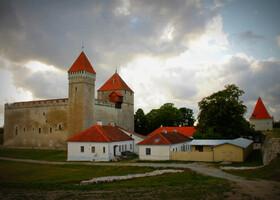 Епископский замок.