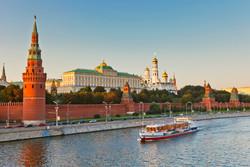 Летняя речная навигация в Москве откроется парадом теплоходов