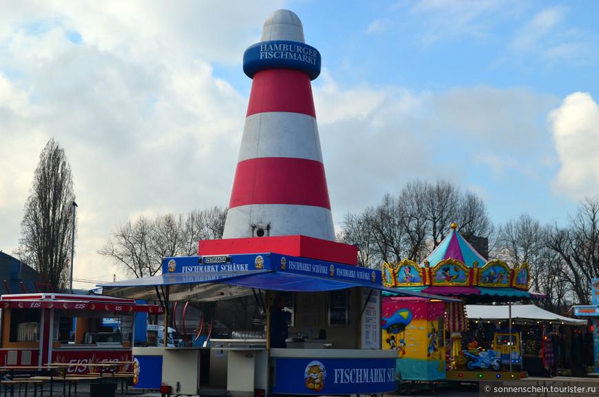 Фишмаркт существует с 1703 года! Он располагается под открытым небом в порту Гамбурга. Вот такой рынок организовал турне на юг Германии.