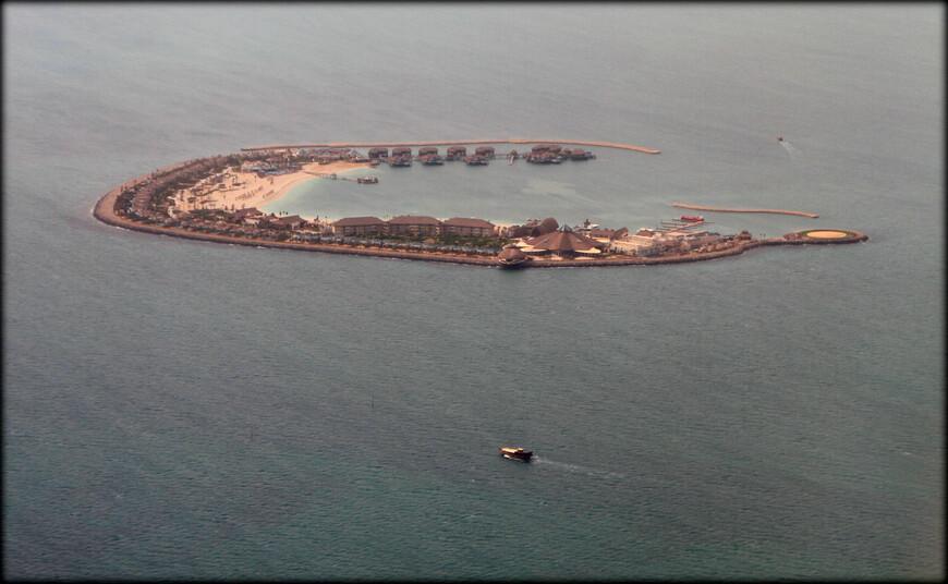 Banana island, Катар