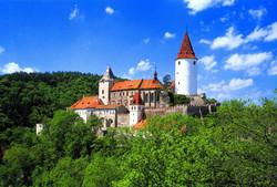 Чехия отменила плату за фотографирование внутри замков