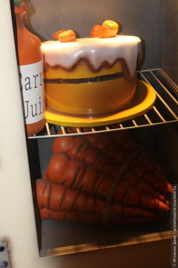 Холодильник Бакс банни