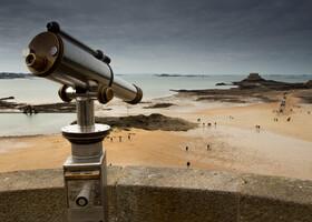 Saint Malo и окресности