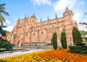 Саламанка — университетский город.