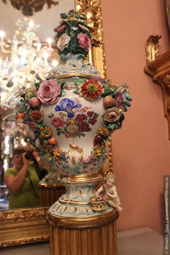Частная коллекция MUSEO CERRALBO