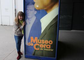 Музей восковых фигур в Мадриде