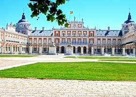 Королевский дворец Аранхуэс