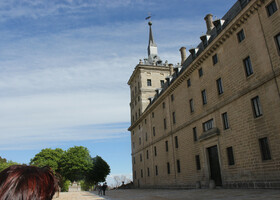 Зимняя резиденция королей Эль - Эскориал